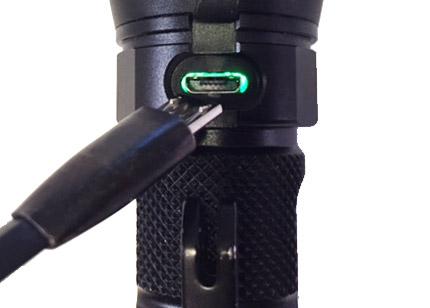 Juno USB Charging Port